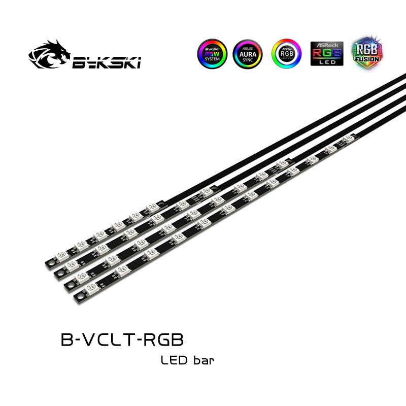 12v Water Block RGB LED Strip - 70mm (B-VCLR-70X12RGB)