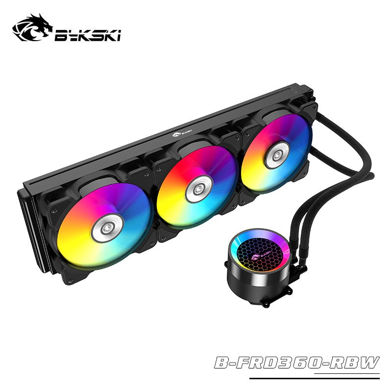 BYKSKI B-FRD360-RBW 360mm All-in One CPU